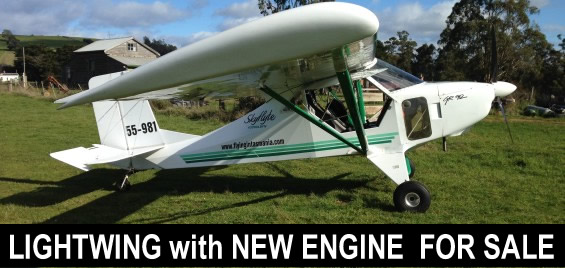 Tailwheel Aircraft for sale australia