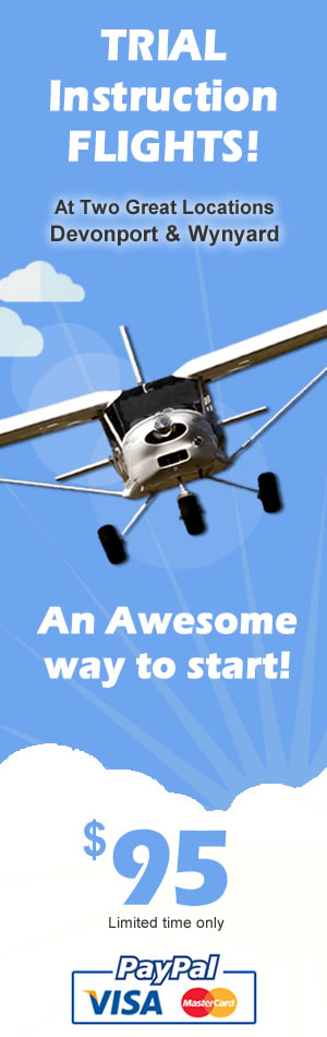 Adventure Joy Flight Bookings Tasmania